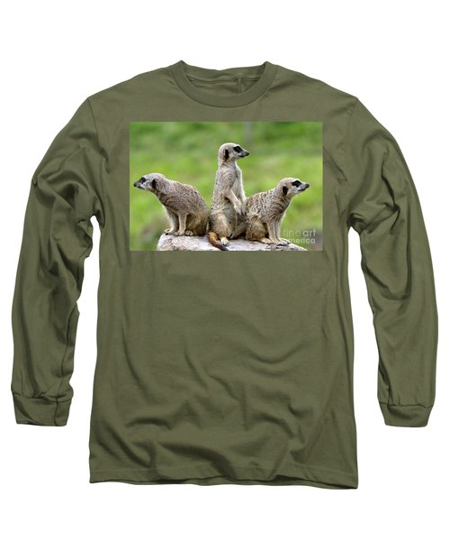 The Wild Bunch Long Sleeve T-Shirt