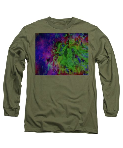 The Wind Long Sleeve T-Shirt by Kelly Turner
