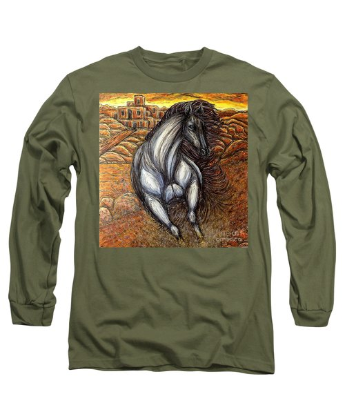 The Winds Have Changed Long Sleeve T-Shirt