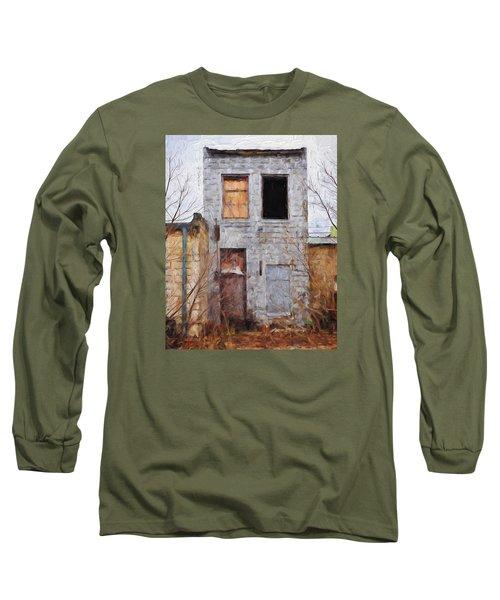 The Wink Long Sleeve T-Shirt