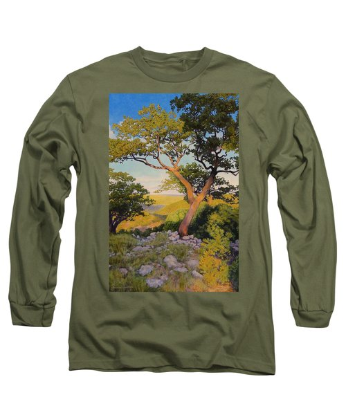 The Witches On The Hill Long Sleeve T-Shirt