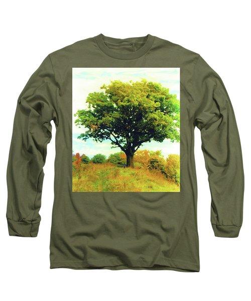 The Witness Tree Long Sleeve T-Shirt