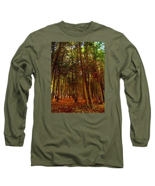 The Woods Long Sleeve T-Shirt