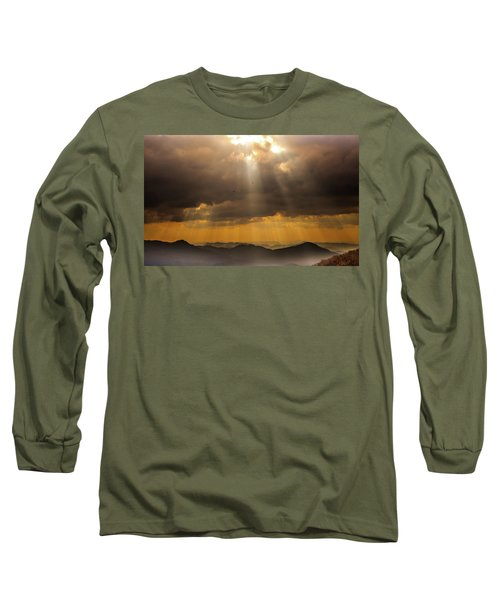 Long Sleeve T-Shirt featuring the photograph Then Sings My Soul by Karen Wiles