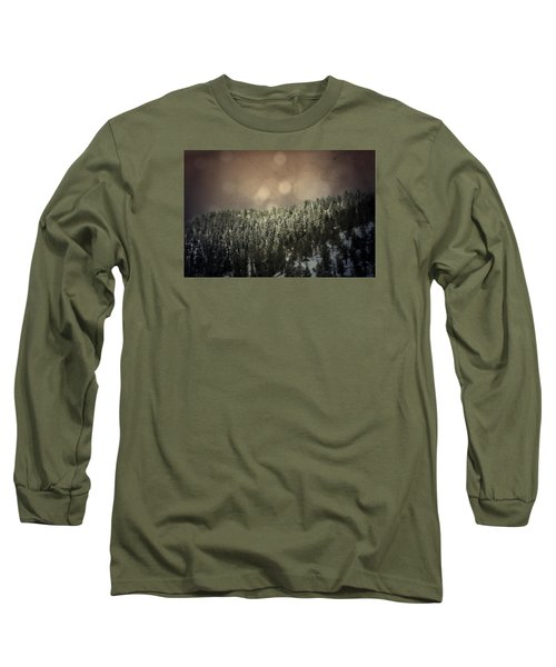 Third Breath  Long Sleeve T-Shirt by Mark Ross