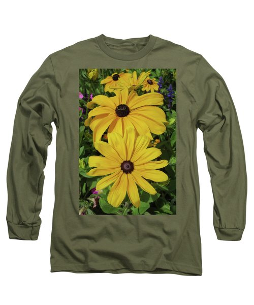 Long Sleeve T-Shirt featuring the photograph Thirteen by David Chandler
