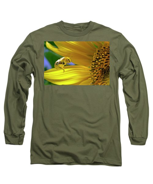 This Bee Needs A Bath Long Sleeve T-Shirt