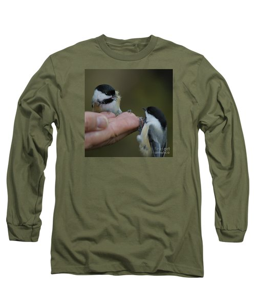 This Hand Is Mine Long Sleeve T-Shirt