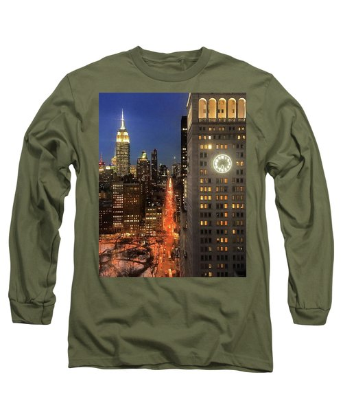 This Is My City Long Sleeve T-Shirt