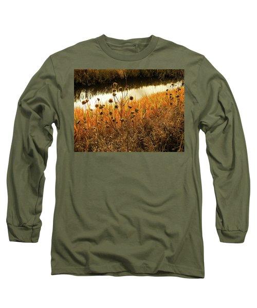Thistle Down Long Sleeve T-Shirt