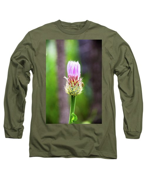 Thistle In The Canyon Long Sleeve T-Shirt
