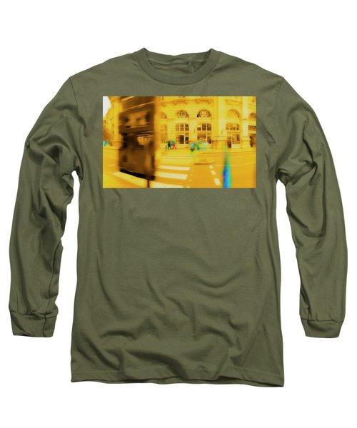 Threadneedle Street Long Sleeve T-Shirt