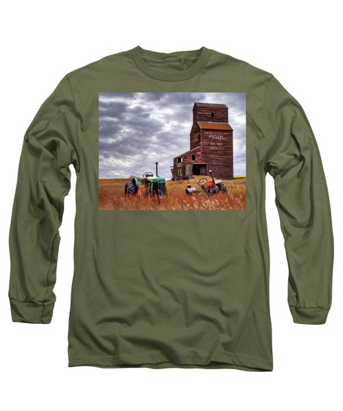 Three Abandoned Souls Long Sleeve T-Shirt