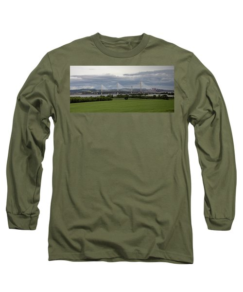 Three Bridges Over The Forth Long Sleeve T-Shirt