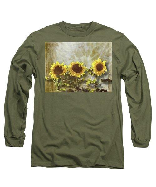 Three In The Sun Long Sleeve T-Shirt