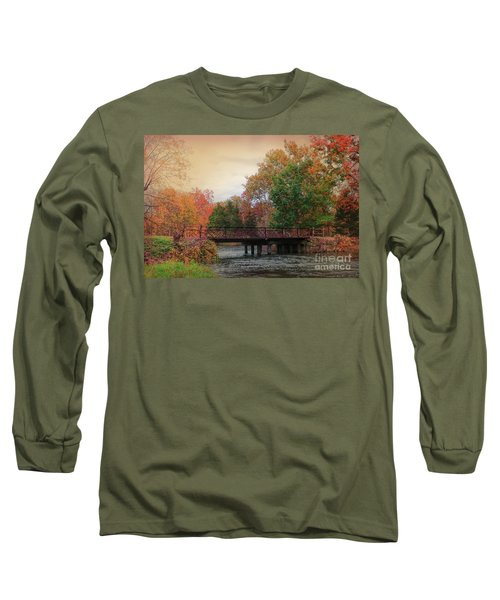 Three Rivers Michigan Long Sleeve T-Shirt
