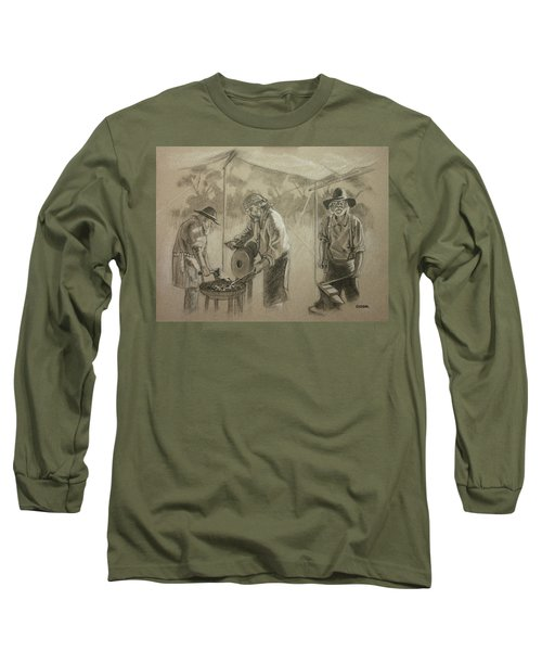 Three Smiths Long Sleeve T-Shirt