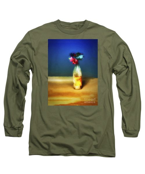Long Sleeve T-Shirt featuring the photograph Thrill No. 2  ... by Chuck Caramella