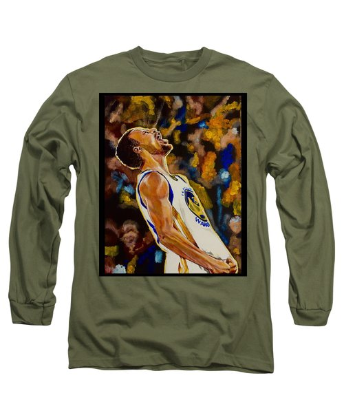 Thrill Of Victory Long Sleeve T-Shirt