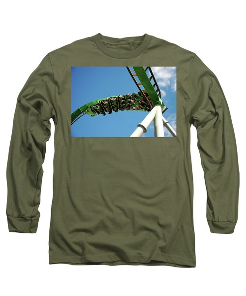 Thrill Ride Long Sleeve T-Shirt