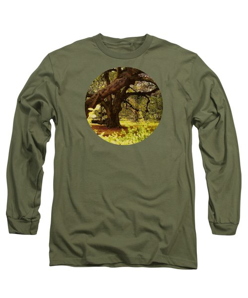 Through The Ages Long Sleeve T-Shirt