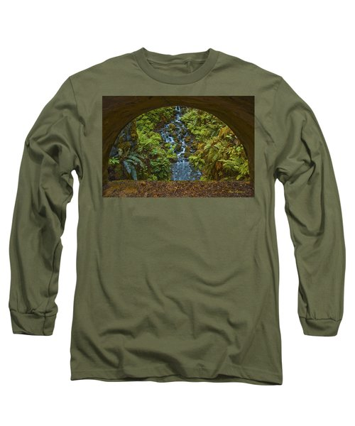 Through The Arch Signed Long Sleeve T-Shirt