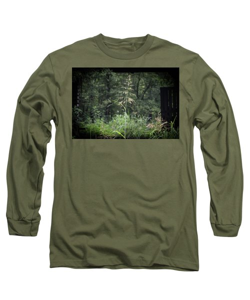 Through The Barn Long Sleeve T-Shirt