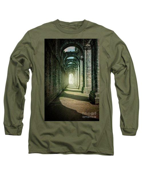 Through The Colonnade Long Sleeve T-Shirt