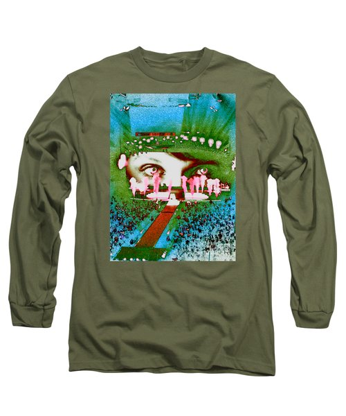 Through The Eyes Of Taylor Long Sleeve T-Shirt by Kim Peto