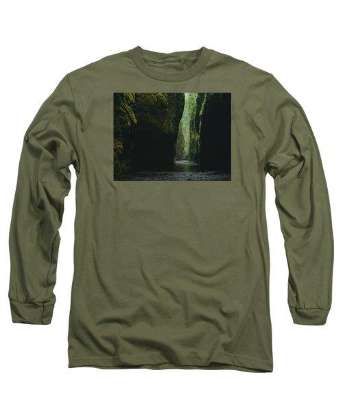 Through The River Long Sleeve T-Shirt