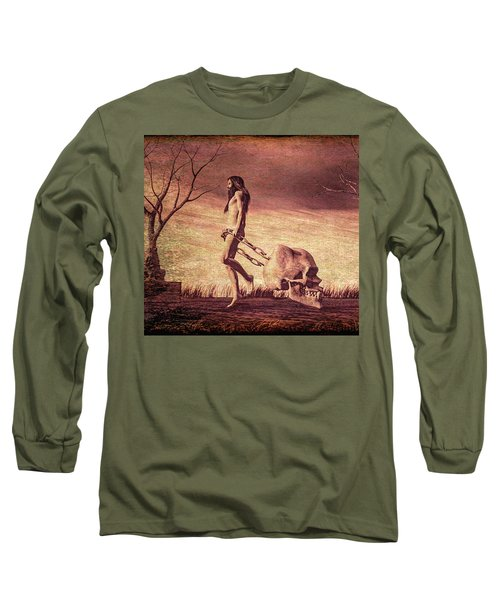 Through The Valley  Long Sleeve T-Shirt
