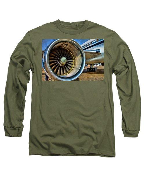 Thrust Long Sleeve T-Shirt