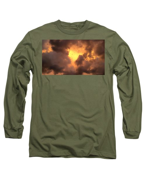 Thunderous Sunset Long Sleeve T-Shirt