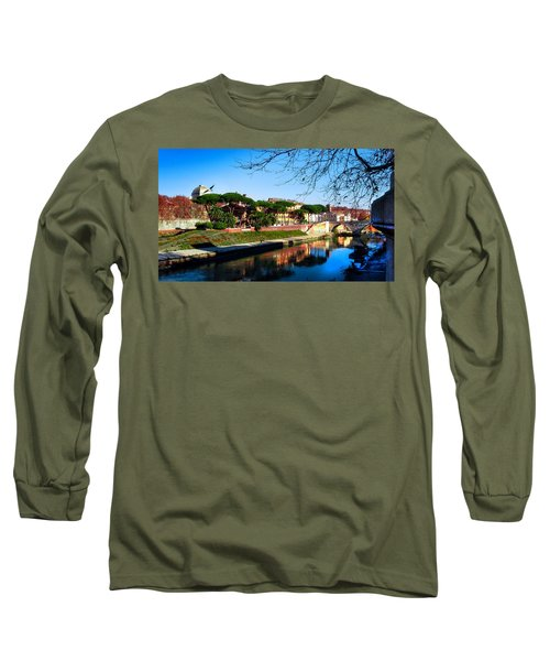 Tiber Island Long Sleeve T-Shirt
