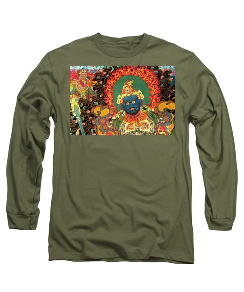 Tibet_163-7 Long Sleeve T-Shirt