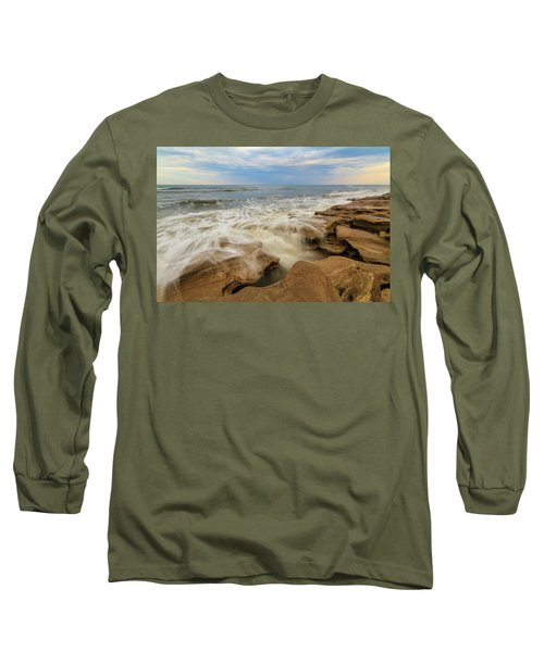 Tidal Flow Long Sleeve T-Shirt