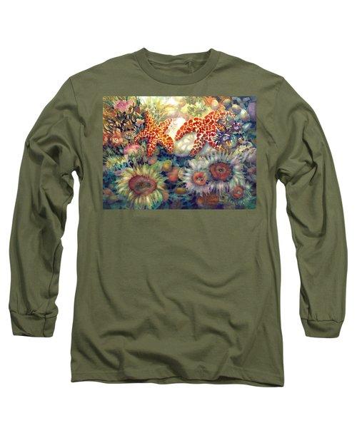 Tidal Pool II Long Sleeve T-Shirt
