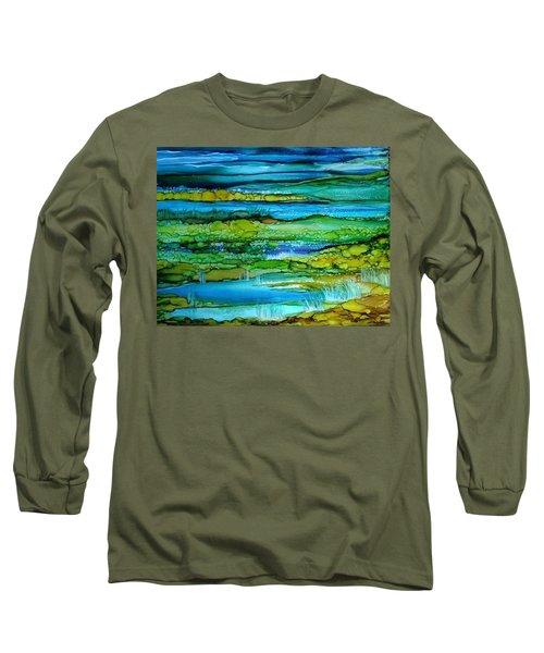 Tidal Pools Long Sleeve T-Shirt