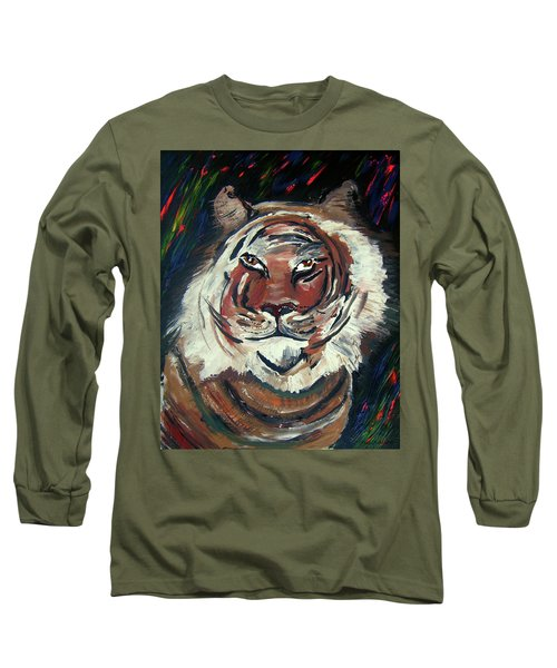 Tiger Long Sleeve T-Shirt