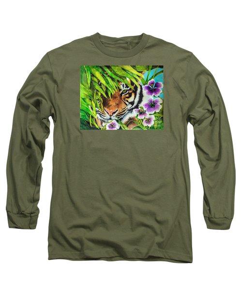 Tiger Lily Long Sleeve T-Shirt