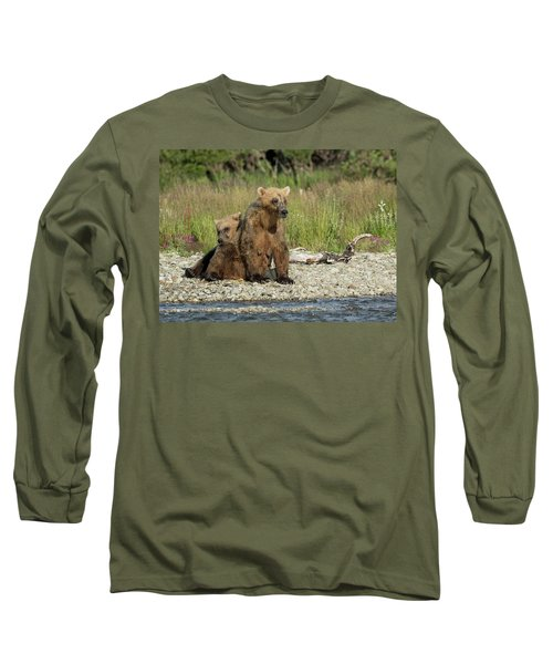 Time For A Nap Long Sleeve T-Shirt
