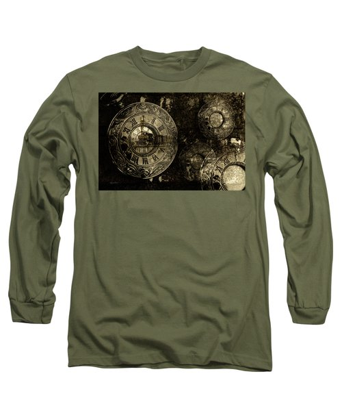 Time For The Train Long Sleeve T-Shirt