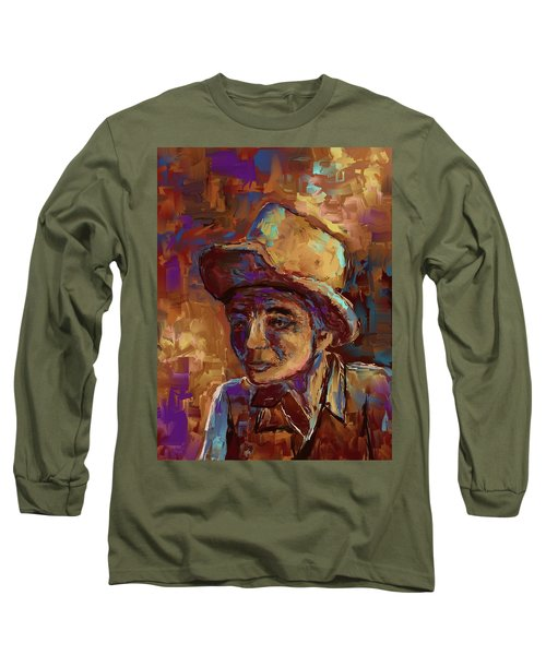 Time Lines Long Sleeve T-Shirt