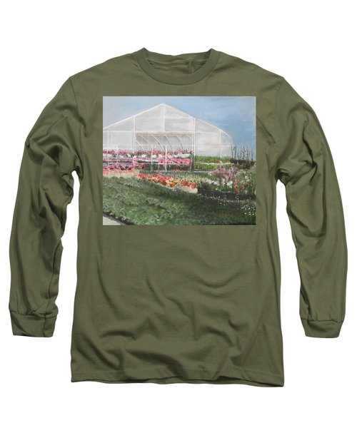 Time To Plant Long Sleeve T-Shirt