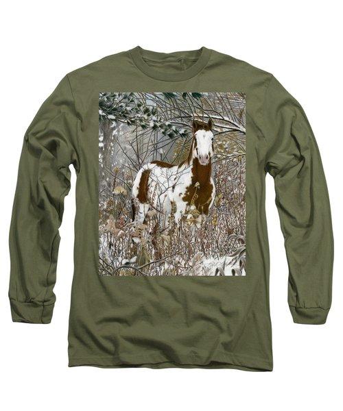 Tinman, Pastel Long Sleeve T-Shirt