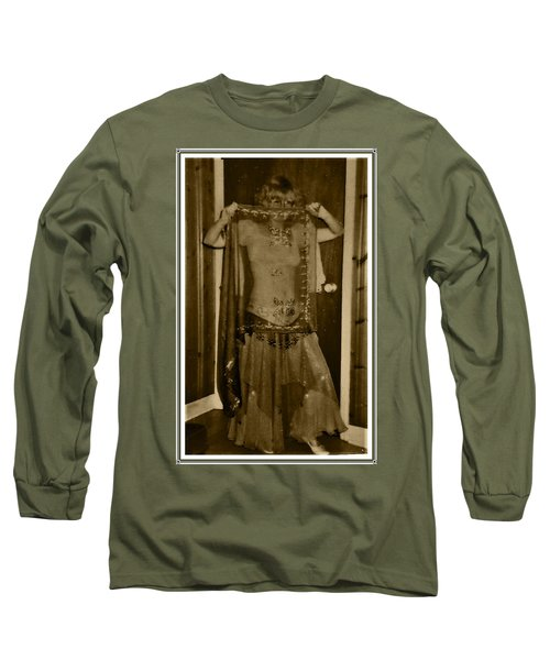 Long Sleeve T-Shirt featuring the photograph Tiny Dancer by Denise Fulmer