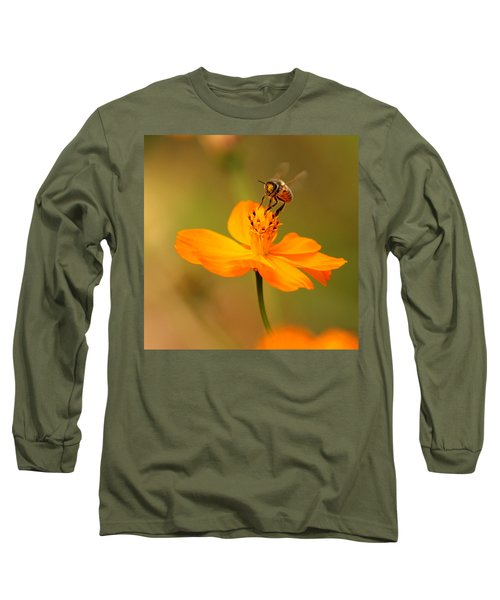 Long Sleeve T-Shirt featuring the photograph Tiny Dancer by Marion Cullen