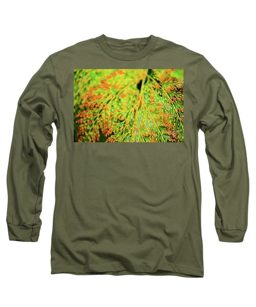 Tiny Flowers Blooming  Long Sleeve T-Shirt