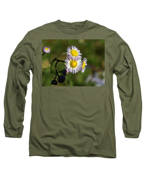 Tiny Little Weed -2- Long Sleeve T-Shirt
