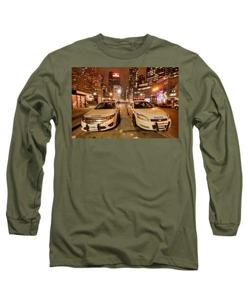To Serve And Protect Long Sleeve T-Shirt